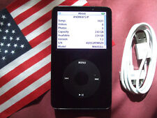 REFURBISHED iPod Video 5th 5.5th Gen 256GB *MADE IN USA* >240GB/160GB/120GB/80GB