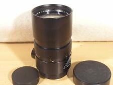 Leitz Leica 180mm F2.8 Elmarit-R 3-Cam Lens