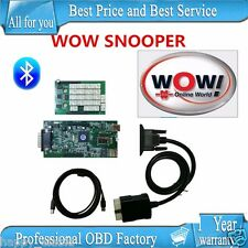 2017 Wow Wurth Snooper + 5.00.12 ENG + Keygen + Blutooth for CDP+ Pro 150+