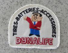 Vintage Dynalife Tires, Batteries, Car-Auto Accessories Patch