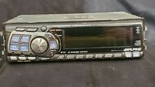 Alpine CDA-9815 CD Player In-Dash Receiver Stereo OLD SCHOOL