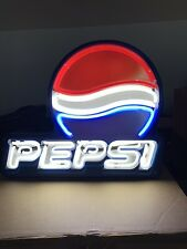 Pepsi Sign Neon Light New In Box