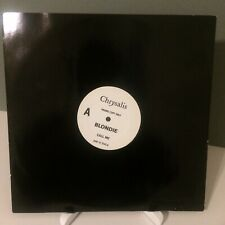 RARE:  Blondie – Call Me -Ben Liebrand Remix 1989 UK Promo Vinyl  Mint UNPLAYED