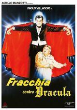 Dvd Fracchia Contro Dracula (1985) -. Paolo Villaggio .....NUOVO