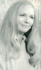 1974 AP Wire Photo Portrait winner Miss America Beauty Pageant Rebecca Ann King