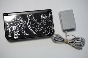 Nintendo New 3DS XL console Pokemon Sun and Moon Edition Japan system US Seller