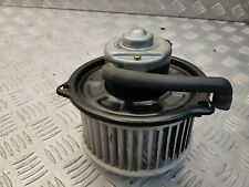 SUZUKI SWIFT HEATER BLOWER MOTOR MK1 2000
