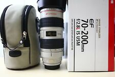Zoom Canon 70-200 f2,8 L IS USM