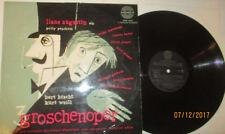 "12"" LP Vinyl Chor u. Ensemble Wiener Staatsoper ""Die 3 Groschenoper""Amadeo AVRS6"