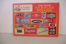 ~F.L.A.M.E.~SAMPLER VOLUME~24 POSTCARDS OF VARIOUS FIRE APPARATUS~