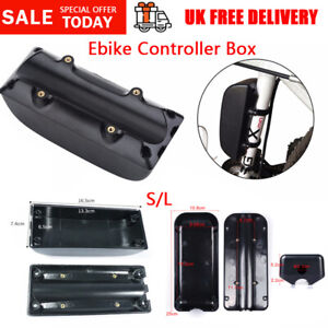 Waterproof Battery Controller Box/Case Protector For Electric Bike EBike Scooter