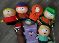 South Park Stuffed Toy Plush 2020 NEW Doll Big 5-10in Official Toy Factory