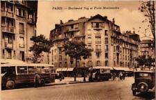 CPA PARIS (18e) Boulevard Ney. Porte Montmartre (563636)