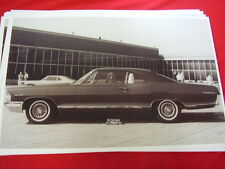 1965 PONTIAC CATALINA 2DR HARDTOP  11 X 17  PHOTO  PICTURE
