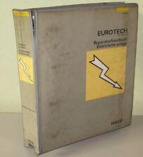 Werkstatthandbuch Iveco Eurotech 18 - 44 t Elektrische Anlage Elektrik Pläne!
