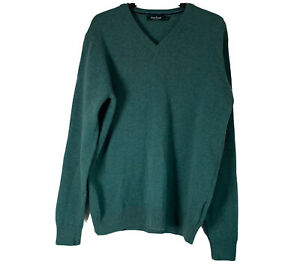 🌺JOULES  Jumper Pullover Sweater  Wool Mix Size Large Teal🌺