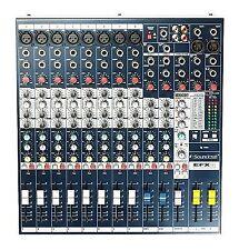 Soundcraft EFX8 8-Channel Mixer