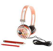 Minnie Mouse Headphones for Nintendo 3DS DS XL DSi - Minnie Sweeties Headset