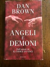 DAN BROWN - ANGELI E DEMONI