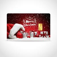 Gold Geschenkkarte / Geschenkidee / 1 Gr. Barren / Weihnachten, Bommel Mütze