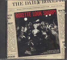 ROXETTE - Look sharp! - CD 1988 NEAR MINT CONDITION