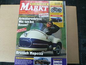 MARKT 2002 NO 6 BRUTSCH MOPETTA,BMW R24,R25/3,JOWETT,OPEL MANTA 2800TE,SEELEY
