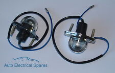 Map / Numberplate light lamp replaces Lucas L534 x 2 for MGB MGB GT MG Midget