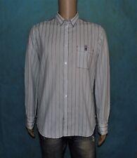 chemise HUGO BOSS en coton avec empiecements taille L comme neuve