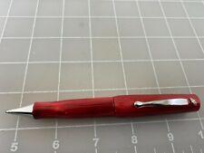 Judd's Very Nice Stipula Red Ballpoint Pen