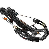 Barnett Crossbows Hyperghost 405 HG-405 Ready to Hunt Crossbow Package - 405 FPS