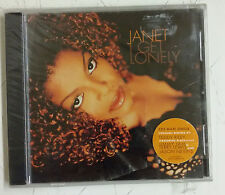 "Janet Jackson Get Lonely Cd-Single USA 1998 con ""sticker"" en portada"