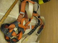 Klein 87090 Size Medium Full Body Harness Safety Fall Protection D Ring