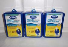 Dr. Scholl's Freeze Away Therapy Common Plantar Wart Remover Treatment 3 x 7appl