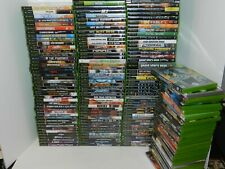 Microsoft Xbox Games Complete Fun You Pick & Choose Video Games Lot Update 1/1