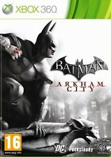 Batman Arkham City (Xbox 360, 2015) PAL Disc Mint Brand New Case J1L