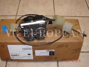 Mercedes-Benz ML-Class Genuine Tailgate Hatch Lock Mechanism ML350 ML500 NEW