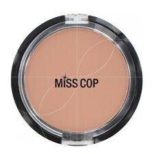 MISS COP - Poudre compacte 02 Beige naturel