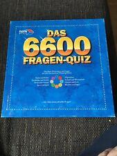Das 6600 Fragen-Quiz Von Noris Spiele