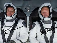 * DOUG HURLEY & BOB BEHNKEN SIGNED PHOTO 8X10 REPRINT AUTOGRAPHED SPACEX