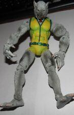 "Marvel Legends 6"" figure Spiderman Classics Man Wolf complete & excellent"