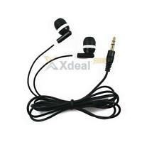 3.5mm In-ear Earbud Earphone Headphone For iPhone6 Plus MP3 MP4 PDA PSP Players