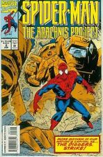 Spiderman: The Arachnis Project # 2 (of 6) (USA, 1994)