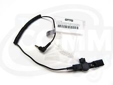 OTTO 3.5MM LISTEN ONLY EARPIECE FOR POLICE MOTOROLA KENWOOD HARRIS TAIT EARPHONE