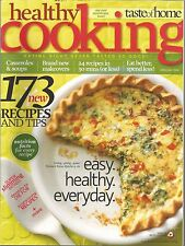 Healthy Cooking Magazine - Taste of Home - April/May 2009
