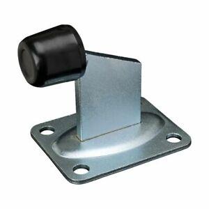 Heavy Duty Galvanised Steel Plate Limit Stop Bolt Down Gate Stop Stopper Bumper