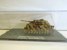 IXO Die-cast Model 1:72 Scale Pz.Kpfw lV Ausf.G (Sd.Kfz.161/1) Kursk (USSR) 1943