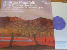 RHS 306 Panufnik Heroic Overture etc. / Horenstein / LSO