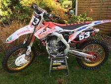 Motorcross (off-road)s with Bodywork/Fairing