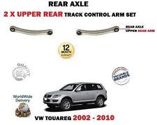 pour VW TOUAREG 2002-2010 2 x ESSIEU ARRIÈRE supérieure BRAS DE SUSPENSION SET