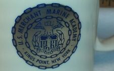 US Merchant Marine Academy Kings Point New York - Vintage Mug Cup